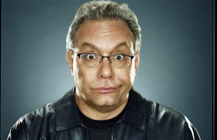 A quickie with... Daily Show regular Lewis Black