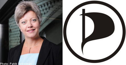 Feminist politician equates Pirate Party supporters with rapists