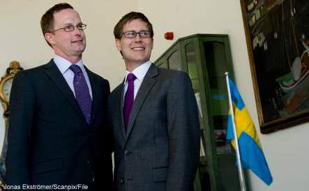 Church nuptials closer for gays in Sweden