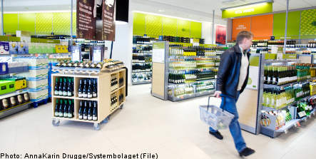 More booze thieves targeting Systembolaget