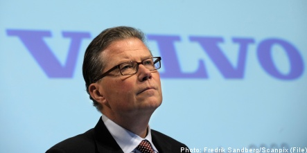 Record losses for Sweden's Volvo Group