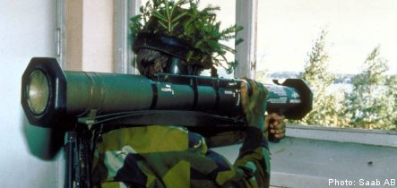 Sweden demands answers on FARC arms