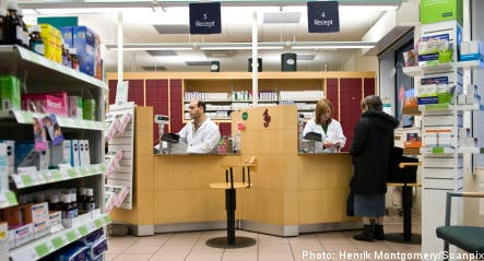 Sweden's pharmacy monopoly finished