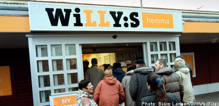 Serial masturbator seized by Willy's in central Sweden