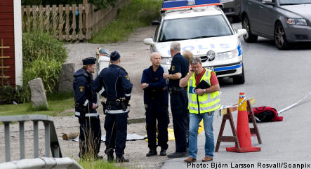 Two dead in Gothenburg shooting