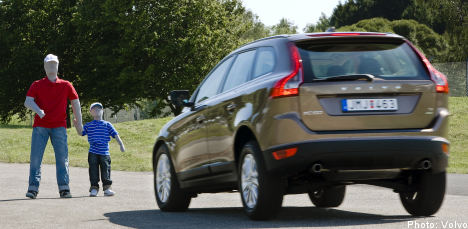 Former parent 'not interested' in Volvo Cars