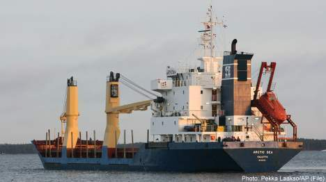 Ransom demanded for missing Arctic Sea