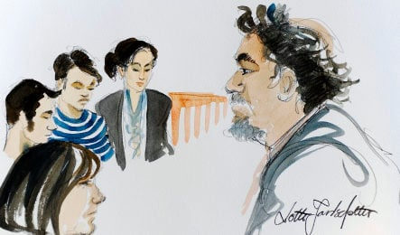 Uppsala father gets two years in prison