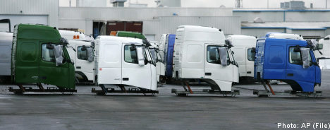 US owners take major stake in Volvo Group