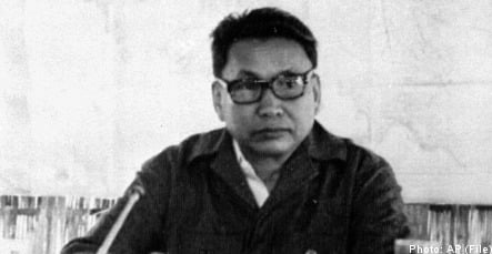 US wanted to bring Pol Pot to Sweden: report