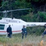Helicopter heist causes cash flow concerns