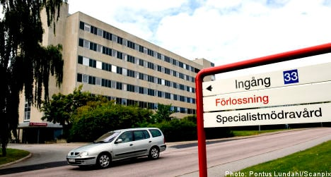 Hospital failed to isolate infectious baby