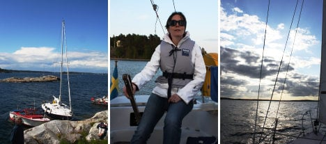 Baltic bliss: boating in the Stockholm archipelago