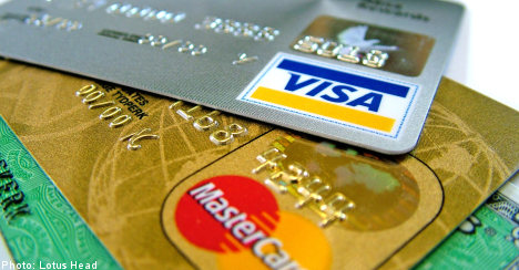 Card firm hacking hits thousands of Swedes