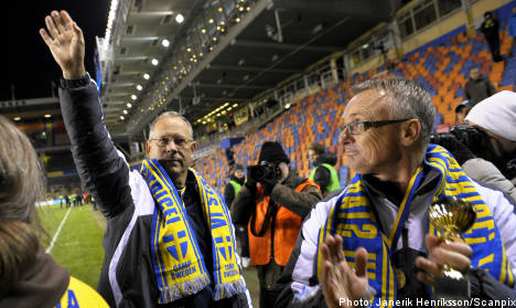 Win fails to help Sweden fulfill World Cup dream