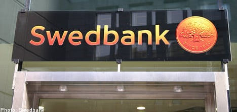 Swedbank's losses worse than expected