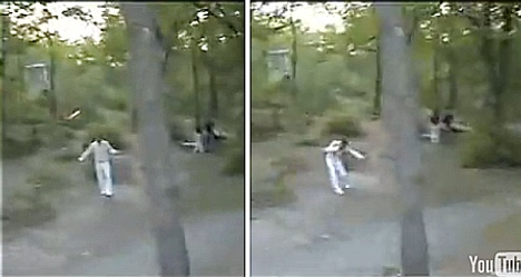 'Who threw it?' – Swedish YouTube frisbee mystery solved