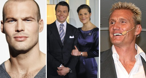 Dating site singles out Swedes as world's most beautiful men