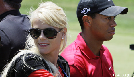 Elin's split with Tiger '100 percent on': report