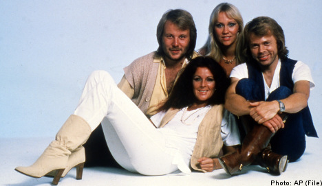 ABBA set to enter Rock and Roll Hall of Fame
