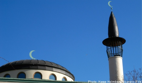 Minaret ban favoured by one in four Swedes: poll