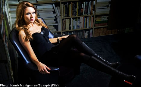 Swedish star: 'Tiger tried to recruit me as a lover'