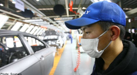 Geely to make 300,000 Volvos a year in China