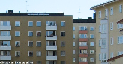 Two year wait for Stockholm flat: report