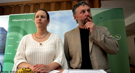 Green Party stumbles in new poll