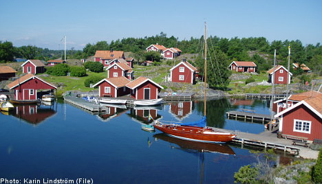 Record number of tourists flock to Sweden