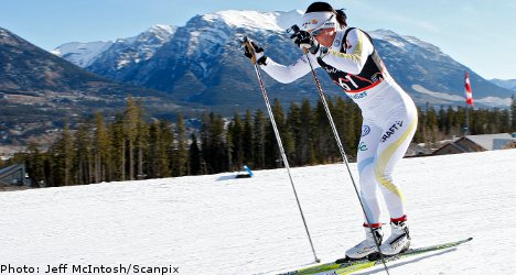 Kalla shows Olympic form in Nordic skiing win