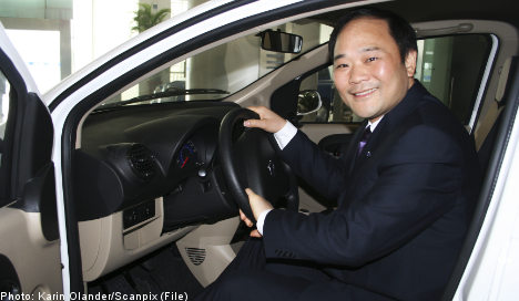 Geely closes in on Volvo takeover