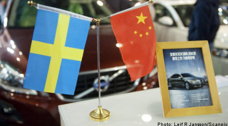 Geely sets Volvo sights on Chinese luxury market