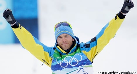 Olsson claims new cross-country bronze