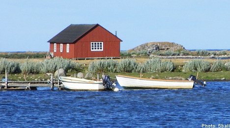 Foreigners buying more Swedish summer houses: report