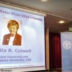 US professor claims Stockholm Water Prize for fight against cholera