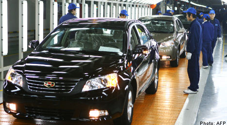 Volvo unions on board as deal looms