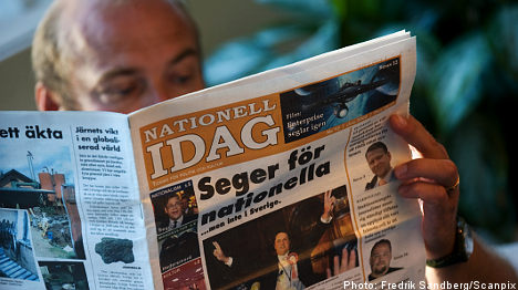 Pay-day for extreme-right paper puts subsidies under fire
