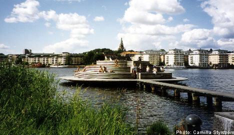 Stockholm's Green City award: it's what you can't see that counts