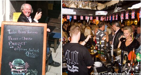 Stockholm pub voted 'Best in the World'