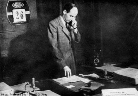 Wallenberg lived longer than claimed: report