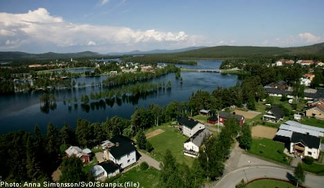 Swedish town hopes for Russian revival
