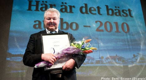 Habo 'best place to live in Sweden'