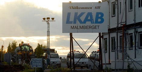 Two die in lift crash at Swedish mine