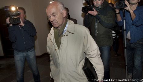 Red Cross chief appeals fraud conviction