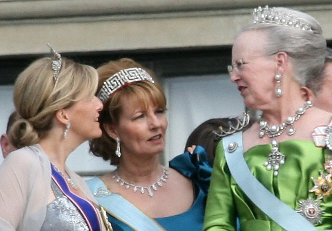 Royal Palace<br>Sophie, the Countess of Wessex, Princess Margarita of Romania and Queen Margrethe of DenmarkPhoto: Anastasia Pirvu