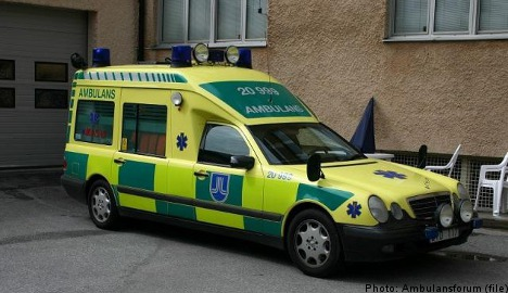 Ambulance speedster recovers licence