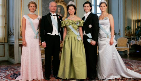 Modern Swedes face up to the monarchy paradox