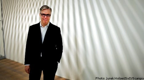 Stockholm museum chief heads for Hong Kong