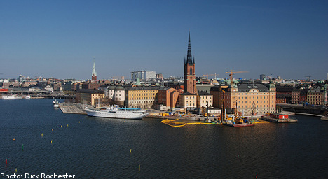 Stockholm tops summer holiday wish list